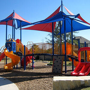 May Recreation Modern Playground