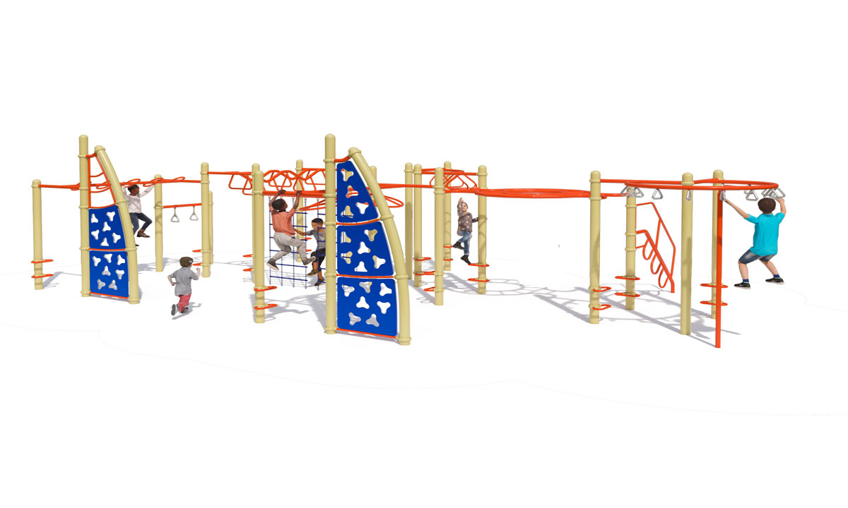 fitness play